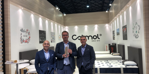 COLMOL wins the Product Innovation Awards 2019